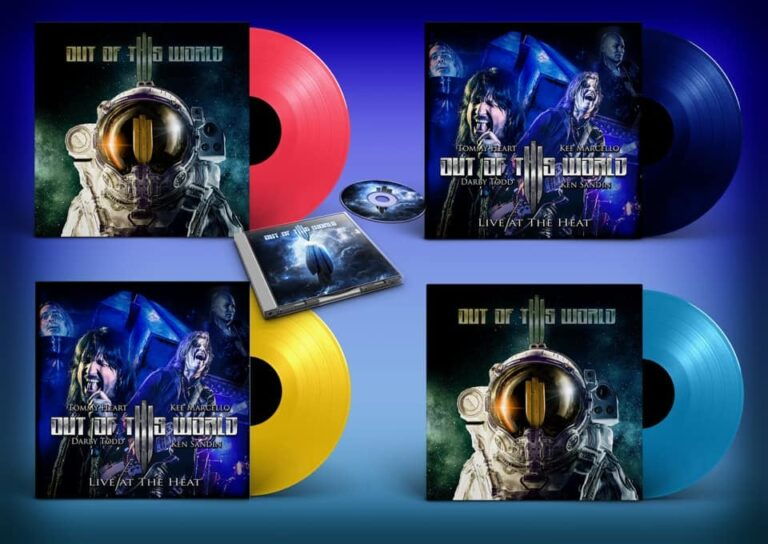 Out Of This World: Précommande