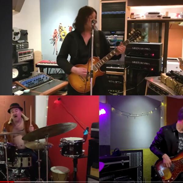 "John Norum & Friends – Midnight Jam Session: ""Secret Power"""